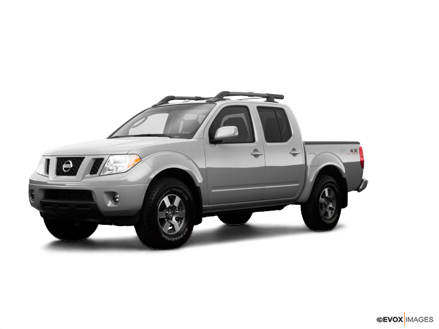 2009 Nissan Frontier Vehicle Photo in Redding, CA 96002