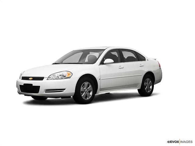 2009 Chevrolet Impala Vehicle Photo in Greensboro, NC 27405