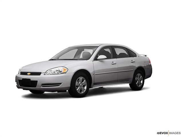 2009 Chevrolet Impala Vehicle Photo in Puyallup, WA 98371
