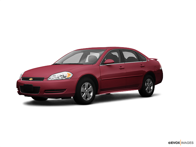 2009 Chevrolet Impala Vehicle Photo in Athens, GA 30606