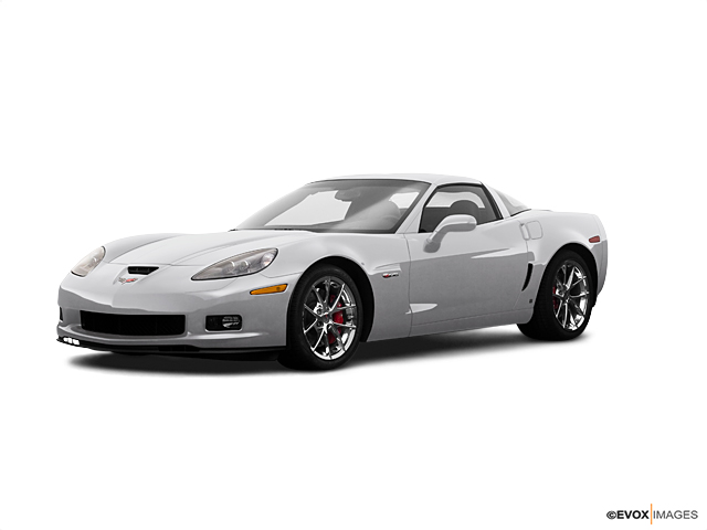 2009 Chevrolet Corvette Vehicle Photo in Joliet, IL 60435