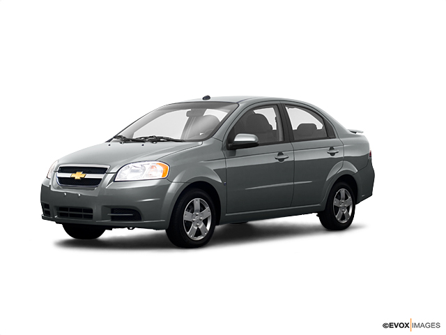 2009 Chevrolet Aveo Vehicle Photo in Akron, OH 44303