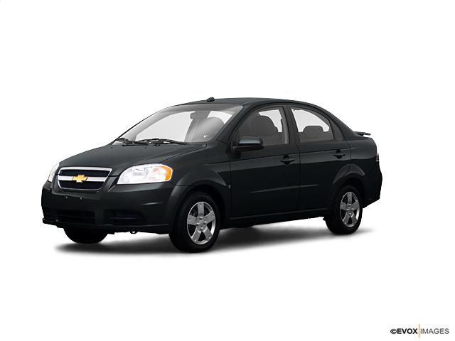 2009 Chevrolet Aveo Vehicle Photo in Helena, MT 59601