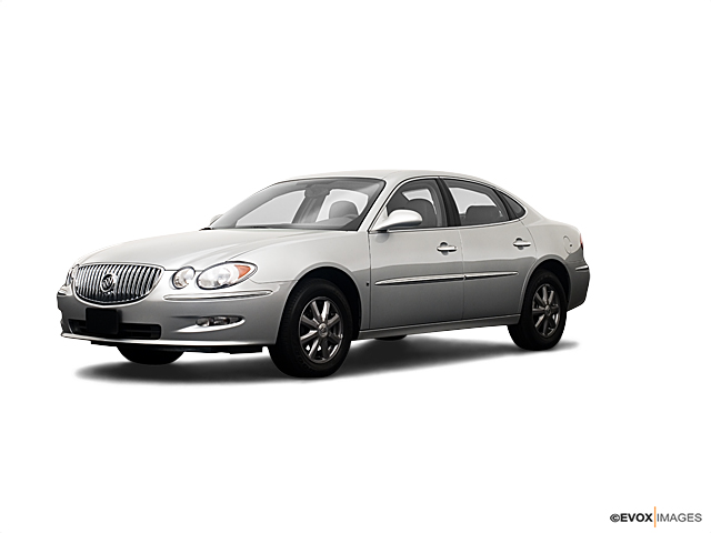 2009 Buick LaCrosse Vehicle Photo in Moon Township, PA 15108
