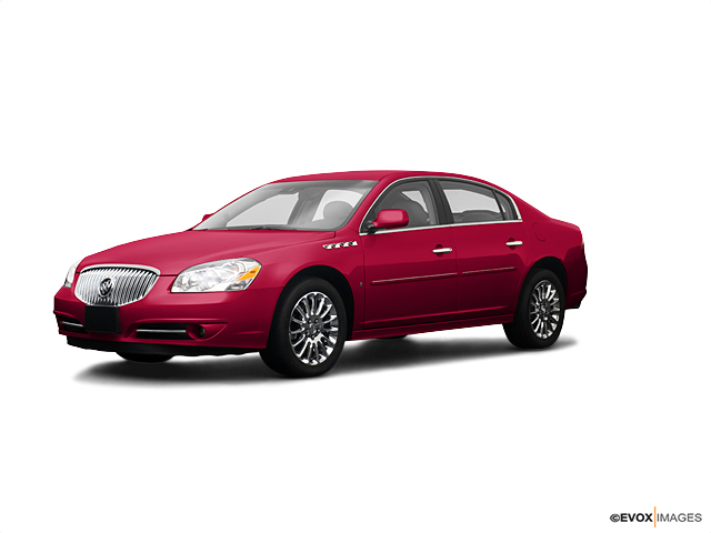 2009 Buick Lucerne Vehicle Photo in Akron, OH 44320
