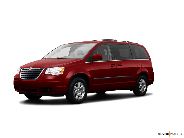 2009 Chrysler Town & Country Vehicle Photo in West Harrison, IN 47060