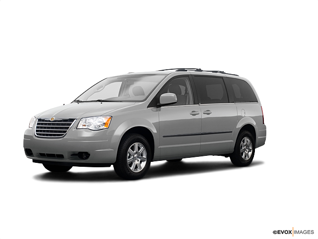 2009 Chrysler Town & Country Vehicle Photo in Detroit, MI 48207