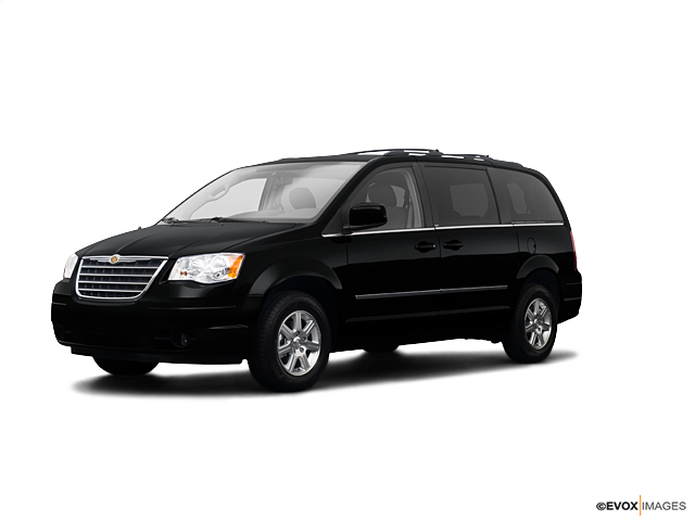 2009 Chrysler Town & Country Vehicle Photo in Boyertown, PA 19512