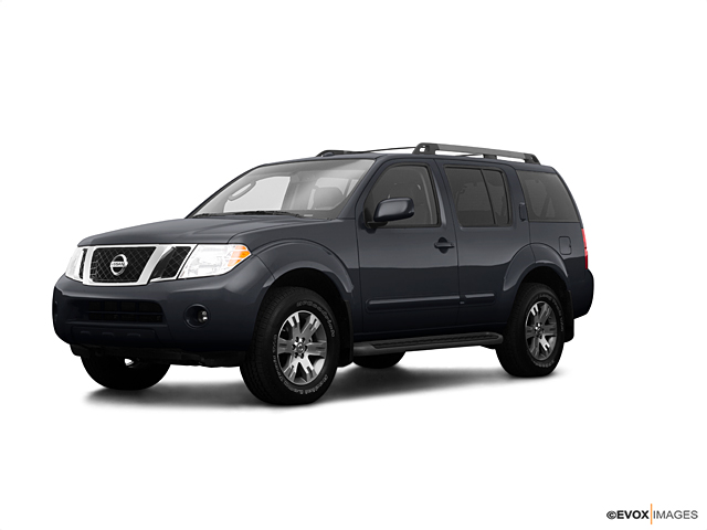 2009 Nissan Pathfinder Vehicle Photo in Richmond, VA 23231