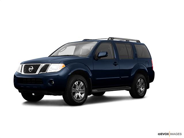 2009 Nissan Pathfinder Vehicle Photo in Casper, WY 82609