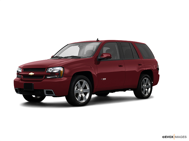 2009 Chevrolet TrailBlazer Vehicle Photo In Overland Park, KS 66212