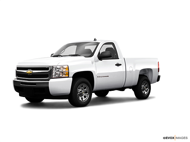 2009 Chevrolet Silverado 1500 Vehicle Photo in Reese, MI 48757