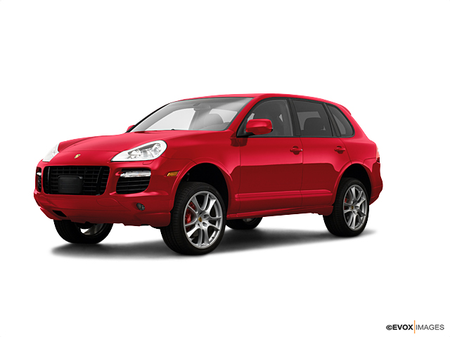 2009 Porsche Cayenne Vehicle Photo in Colorado Springs, CO 80905