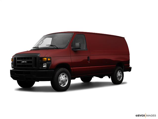 2009 Ford Econoline Cargo Van Vehicle Photo in Danville, KY 40422