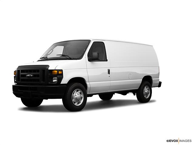 2009 Ford Econoline Cargo Van Vehicle Photo In Colorado Springs Co 80905