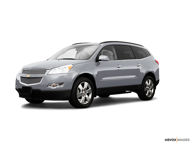2009 Chevrolet Traverse Vehicle Photo in Dover, DE 19901