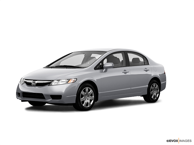 2009 Honda Civic Sedan Vehicle Photo in Joliet, IL 60435