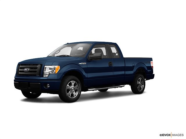 2009 Ford F-150 Vehicle Photo in Melbourne, FL 32901