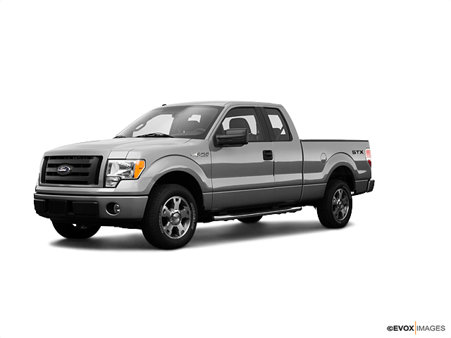 2009 Ford F-150 Vehicle Photo in Casper, WY 82609