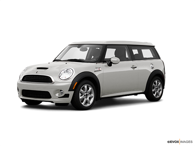2009 MINI Cooper S Clubman Vehicle Photo in Rockville, MD 20852