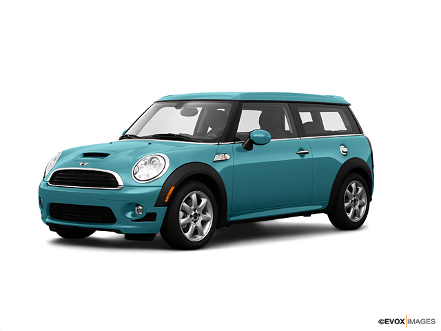 2009 MINI Cooper Clubman Vehicle Photo in Rockville, MD 20852