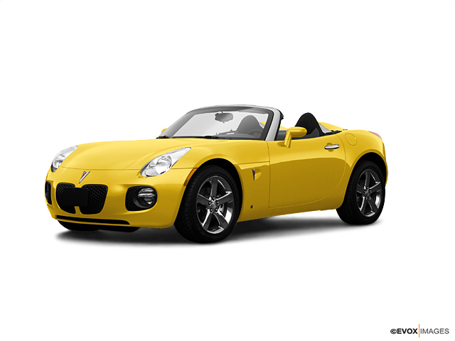 2009 Pontiac Solstice Vehicle Photo in Mission, TX 78572