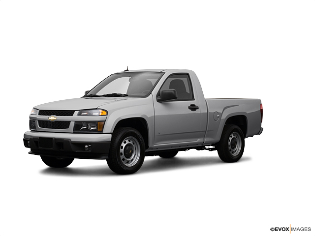 2009 Chevrolet Colorado Vehicle Photo in Akron, OH 44320