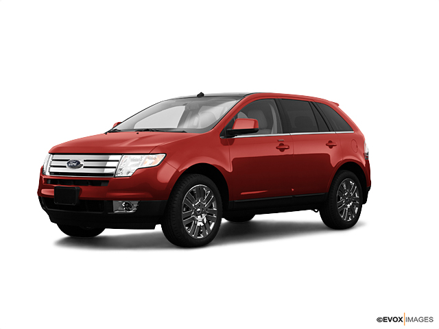 2009 Ford Edge Vehicle Photo in Danville, KY 40422