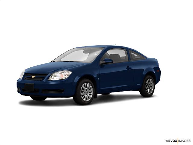 Certified 2009 Chevrolet Cobalt Coupe LT 1LT imperial blue metallic exterior ebony interior 4-spe