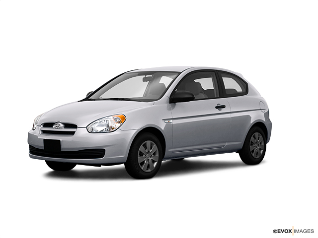2009 Hyundai Accent Vehicle Photo in Danville, KY 40422