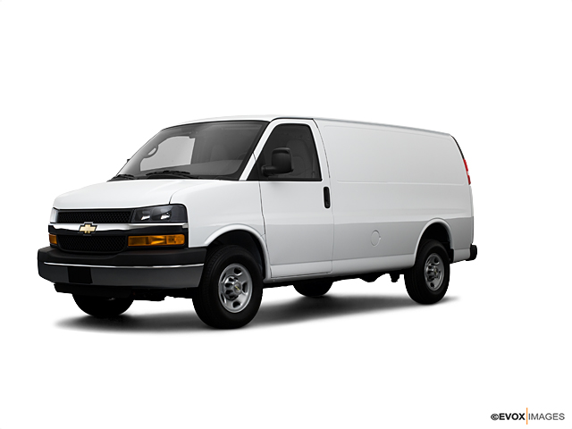 2009 Chevrolet Express Cargo Van Vehicle Photo in Greensboro, NC 27405