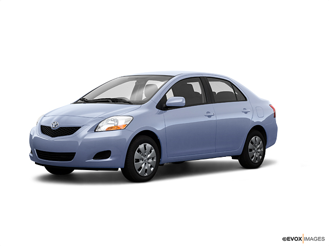 2009 Toyota Yaris Vehicle Photo in Wesley Chapel, FL 33544