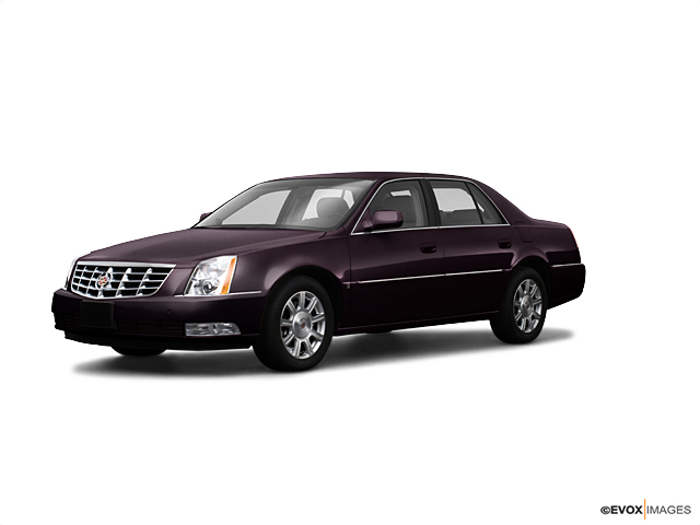 2009 Cadillac DTS Vehicle Photo in West Harrison, IN 47060