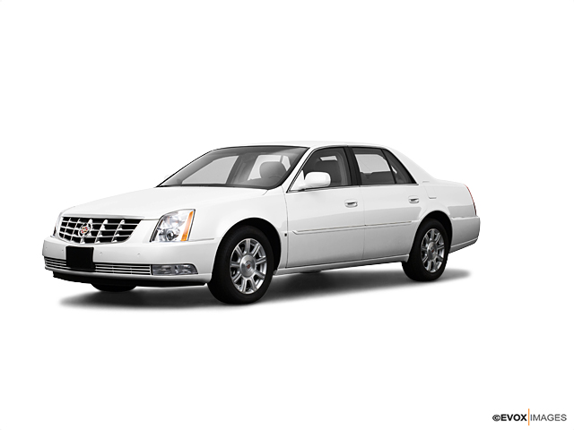 2009 Cadillac DTS Vehicle Photo in Ellwood City, PA 16117