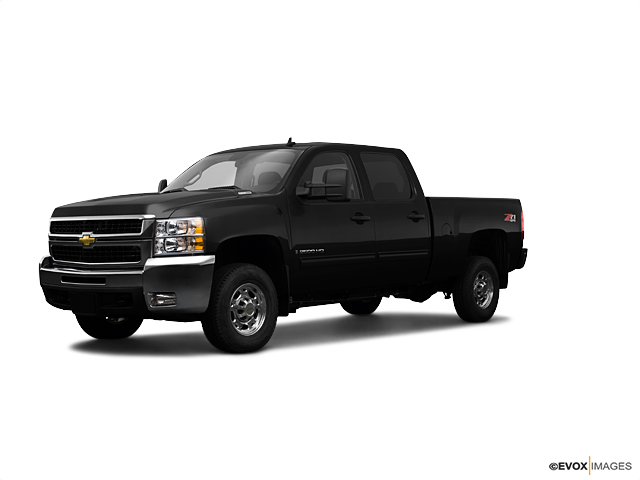 2009 Chevrolet Silverado 2500HD Vehicle Photo in Sioux City, IA 51101