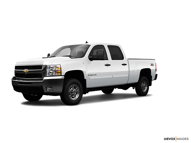 2009 Chevrolet Silverado 2500HD Vehicle Photo in Massena, NY 13662