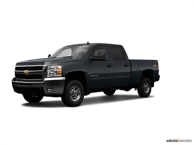 2009 Chevrolet Silverado 2500HD Vehicle Photo in Spokane, WA 99207