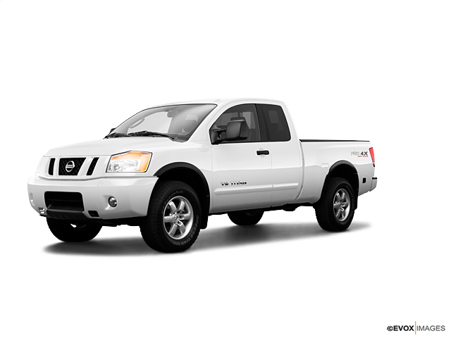 2009 Nissan Titan Vehicle Photo in Akron, OH 44312