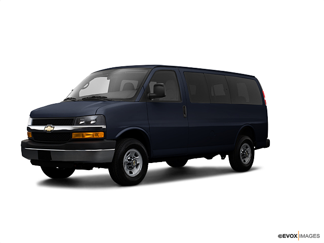 2009 Chevrolet Express Penger Vehicle Photo In Olympia Wa 98502