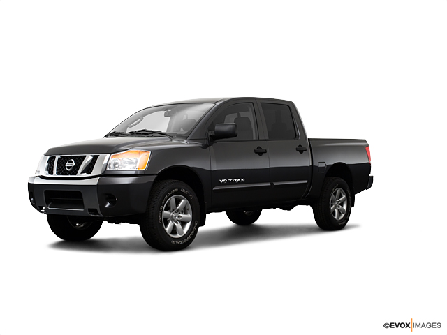 2009 Nissan Titan Vehicle Photo in Sioux City, IA 51101