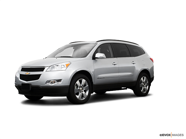 2009 Chevrolet Traverse Vehicle Photo In Butler, PA 16002