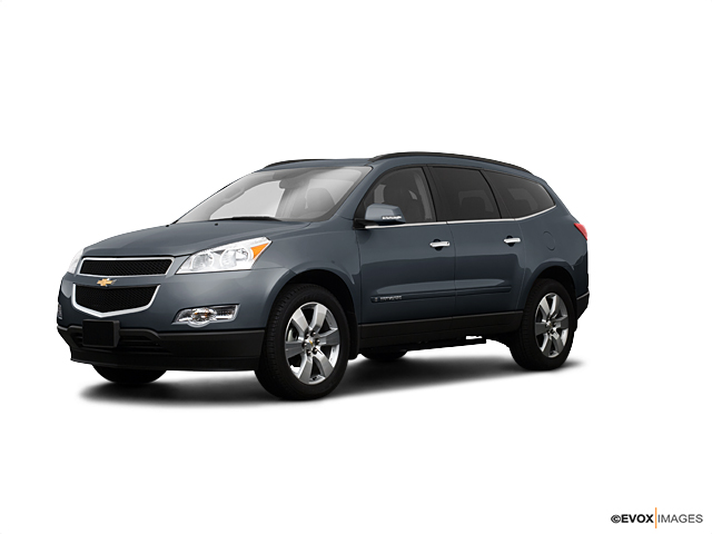 2009 Chevrolet Traverse Vehicle Photo in Colorado Springs, CO 80905