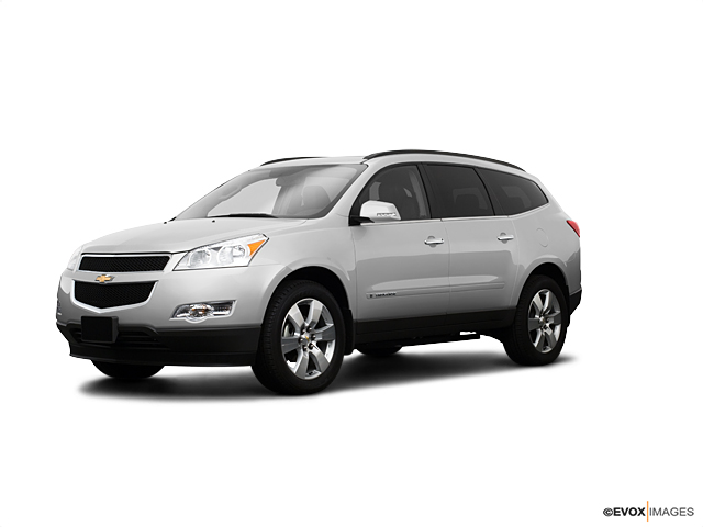2009 Chevrolet Traverse Vehicle Photo in Johnston, RI 02919