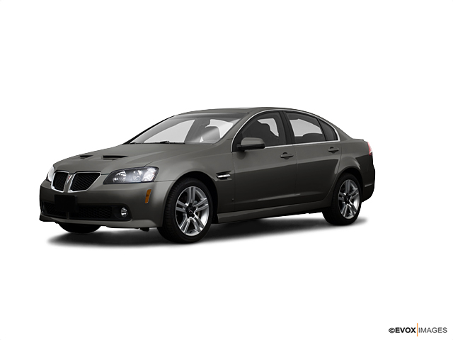 2009 Pontiac G8 Vehicle Photo in Midlothian, VA 23112