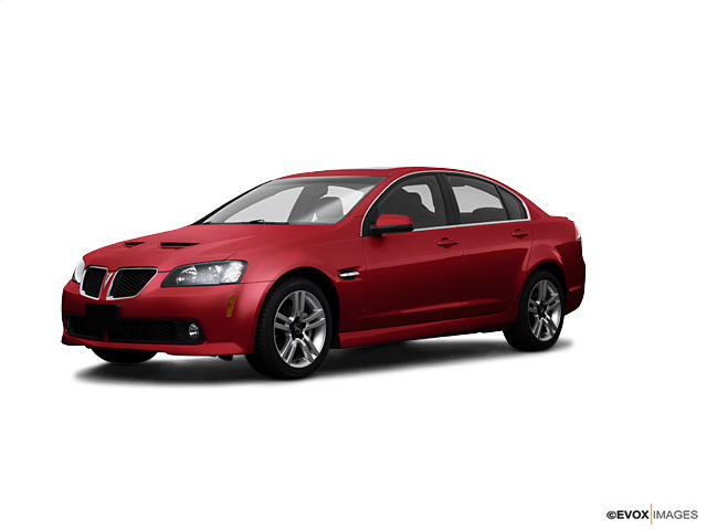 2009 Pontiac G8 Vehicle Photo in Durham, NC 27713