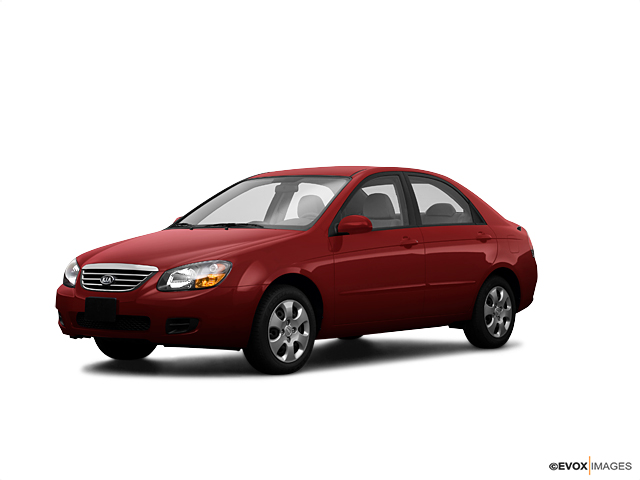 2009 Kia Spectra Vehicle Photo in Fort Worth, TX 76180