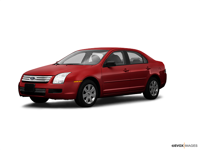 2009 Ford Fusion Vehicle Photo in Vincennes, IN 47591