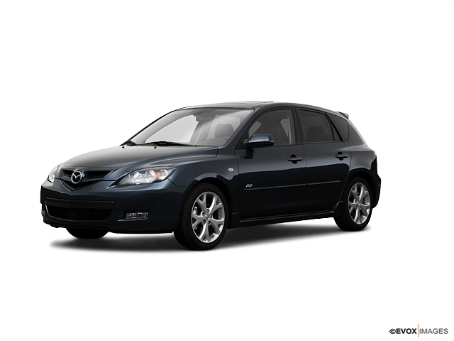 2009 Mazda Mazda3 Vehicle Photo in Westland, MI 48185