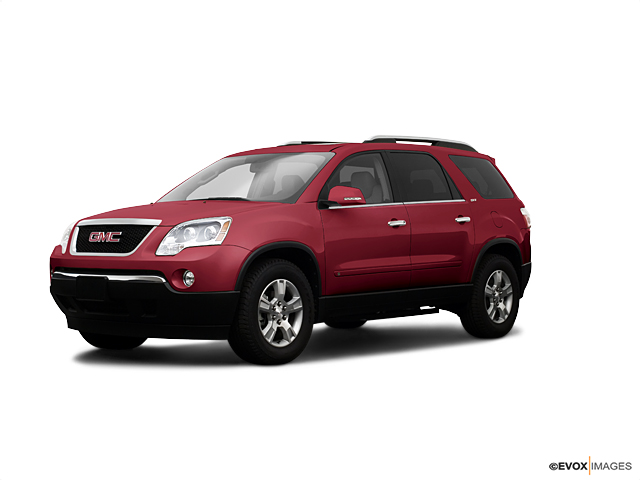 2009 GMC Acadia Vehicle Photo in Austin, TX 78759