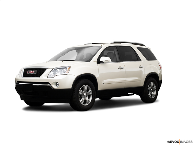 2009 GMC Acadia Vehicle Photo in Helena, MT 59601
